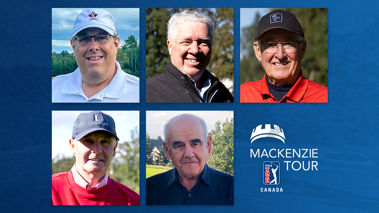 Golf Canada presidents continue serving the game
